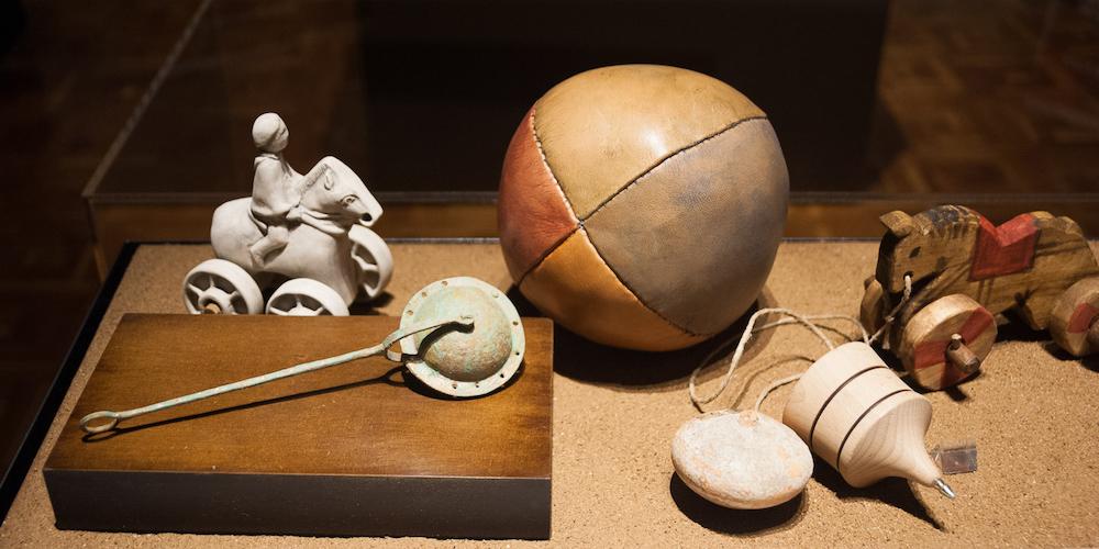 joguines a l'antiguitat de Montcada i Reixach