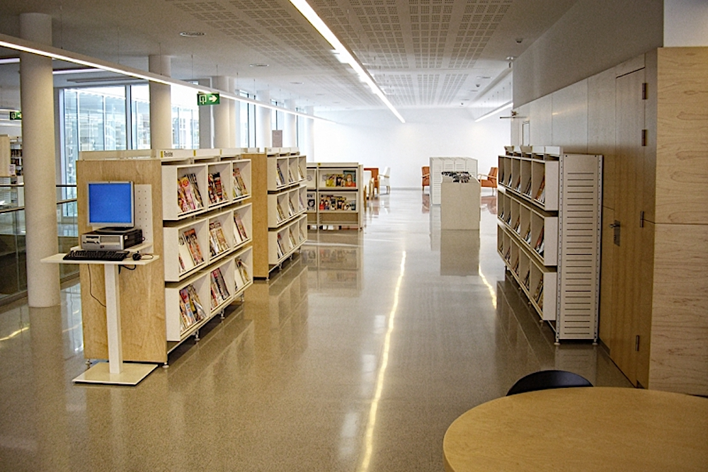 Biblioteca Esteve Paluzie
