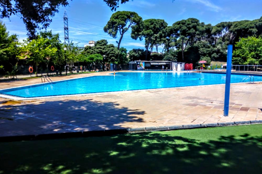 Visitar las piscinas de Naturalpark
