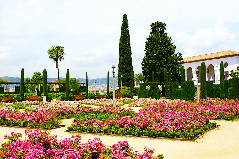 Jardines del Grec